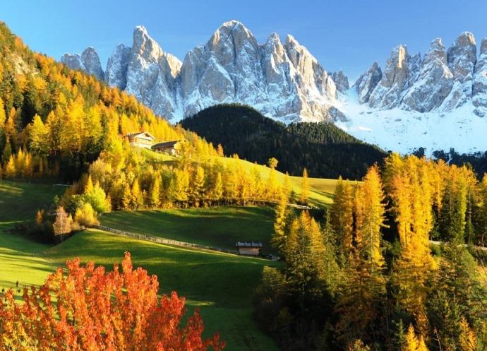 Доломитовые Альпы 4
