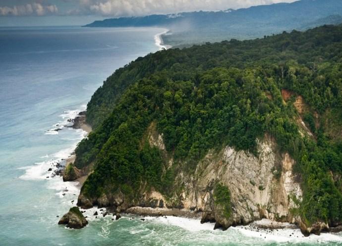 Необитаемые интересные места Америки остров Кокос 3