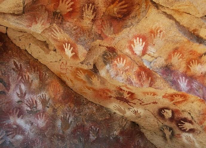 Пещера рук 5