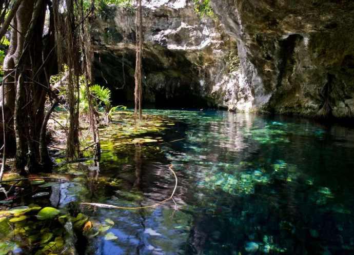 Подводные пещеры 2