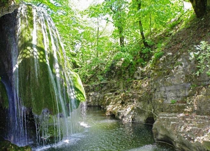Путешествие к водопаду Бигар 5