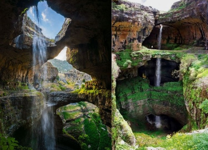 Самые красивые водопады 2