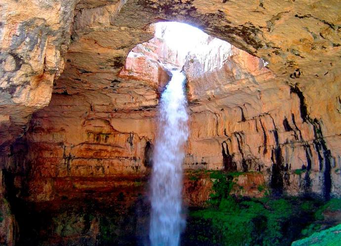 Самые красивые водопады 3
