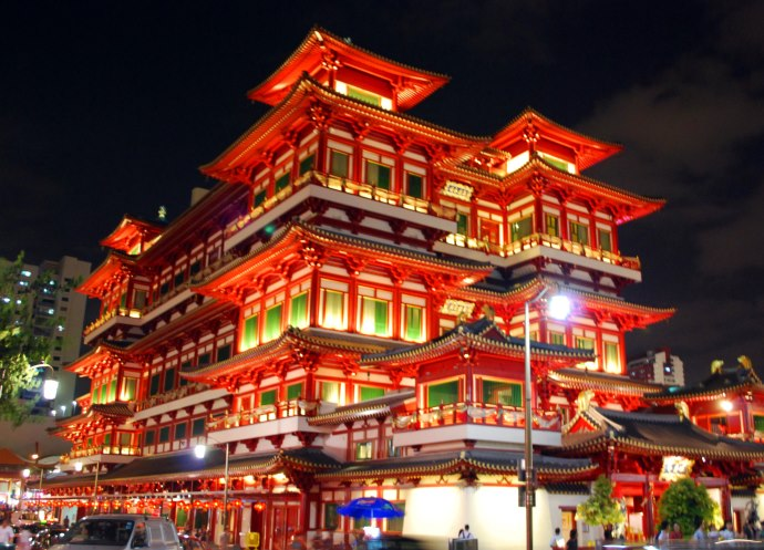 Сингапур - что стоит посмотреть 2