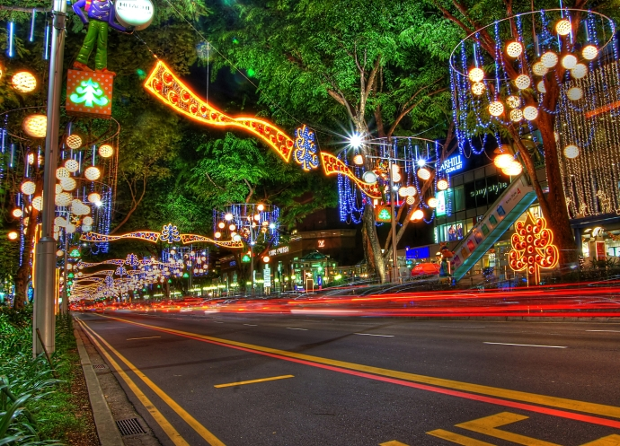 Сингапур - что стоит посмотреть 4