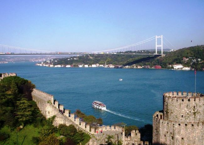 Дороги любого путешествия по Европе ведут в Стамбул 2