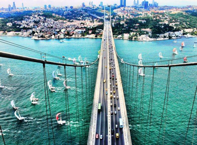 Дороги любого путешествия по Европе ведут в Стамбул 3