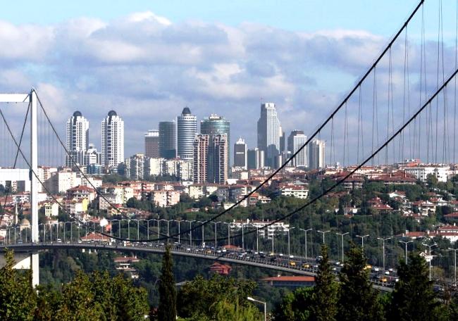 Дороги любого путешествия по Европе ведут в Стамбул 5
