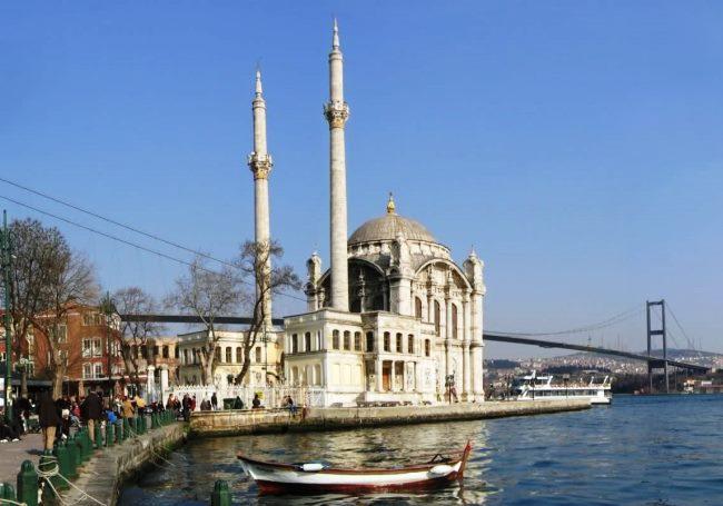 Дороги любого путешествия по Европе ведут в Стамбул 7