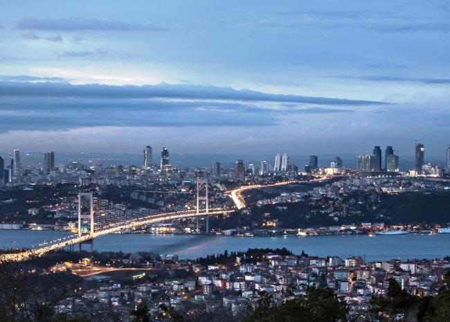 Дороги любого путешествия по Европе ведут в Стамбул 8