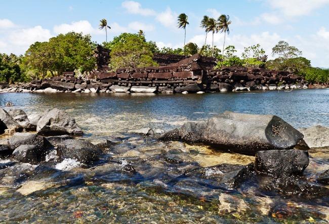 Древние города Каролинских островов: Нан-Мандол