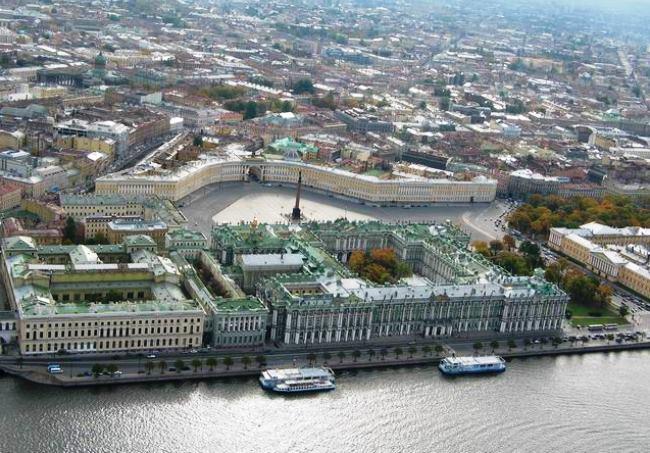 Интересные места Северной столицы 2