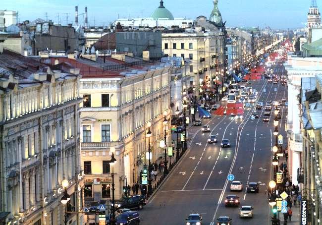 Интересные места Северной столицы 3