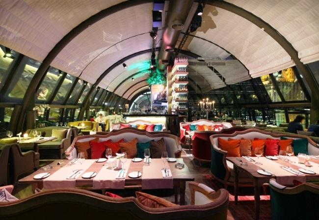 Москва ресторанная 4