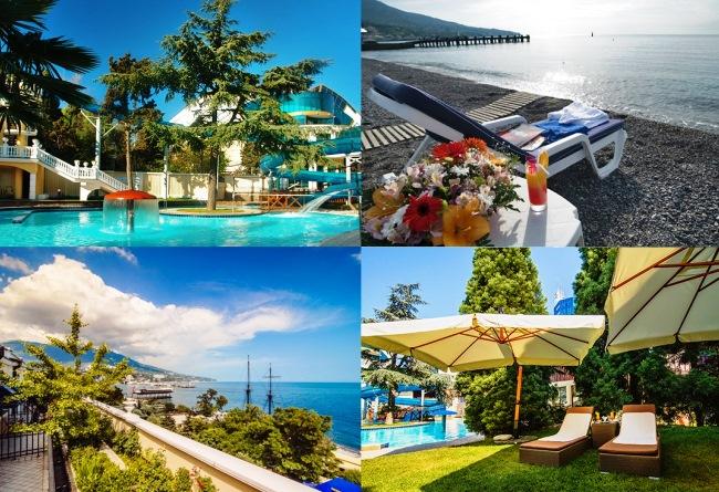 Ореанда – лучшая гостиница Крыма