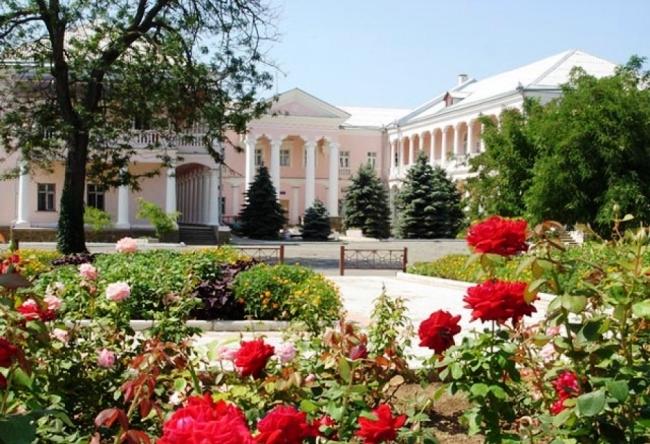 Путешествия по Крыму грязелечебницы Саки 5
