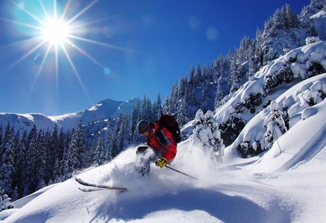 Хит сезона горные лыжи  лучший отдых в Европе 3
