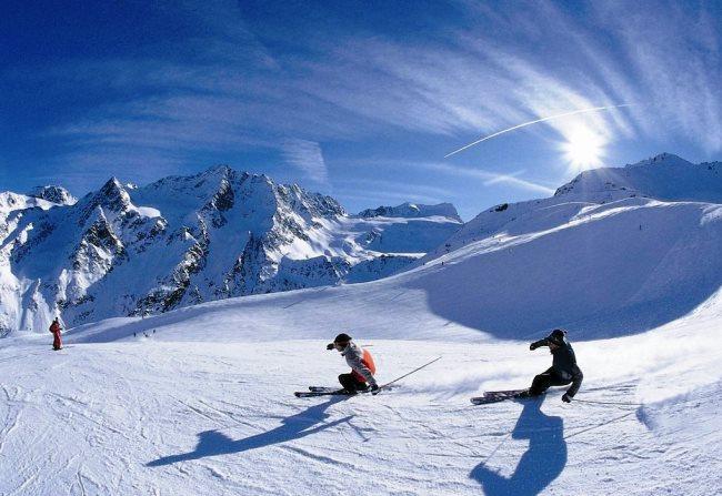 Хит сезона горные лыжи  лучший отдых в Европе 5
