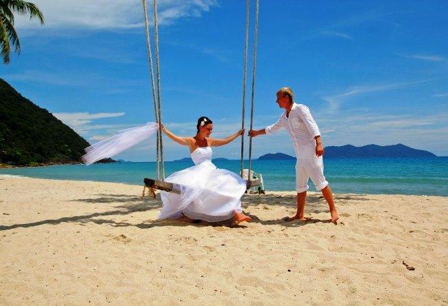 Азия и только Азия Свадьба в Таиланде 2