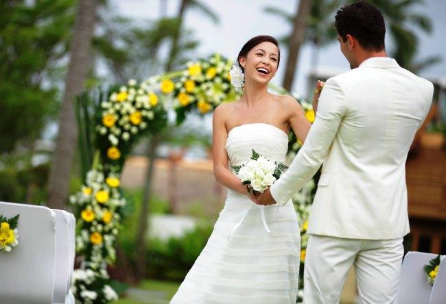 Азия и только Азия Свадьба в Таиланде 3