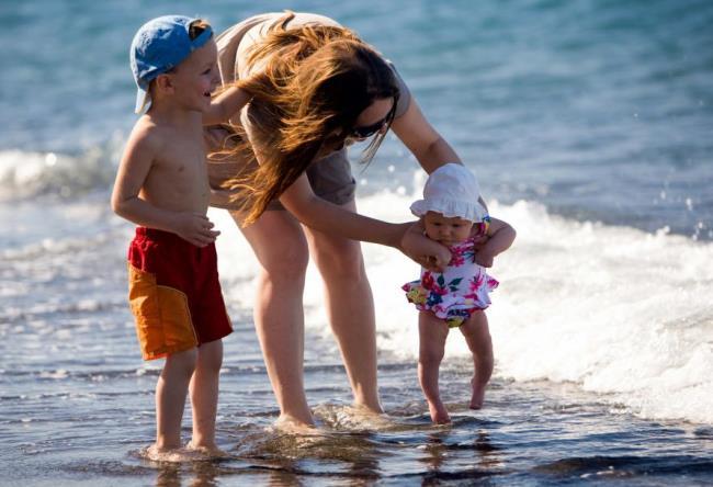 Мифы и реальность путешествия с детьми 3