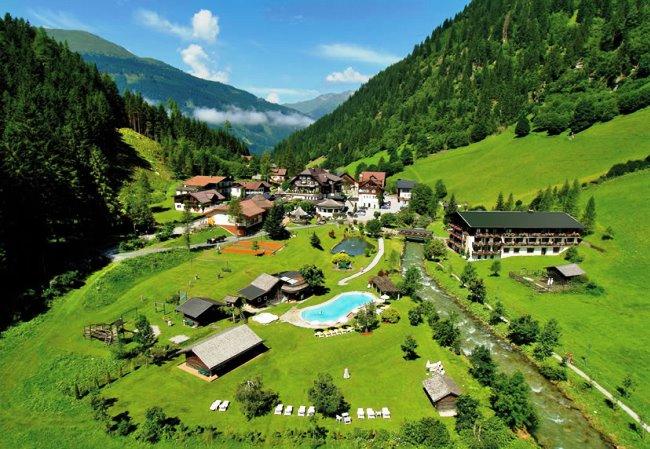 Отдых в Европе отели в Австрии    4