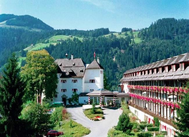 Отдых в Европе отели в Австрии    5