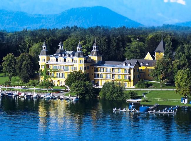 Отдых в Европе отели в Австрии     3