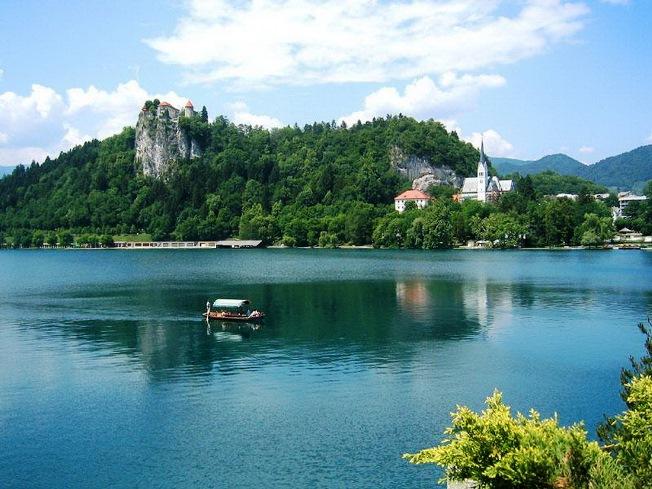 Отдых в Европе  Словения в мае 2
