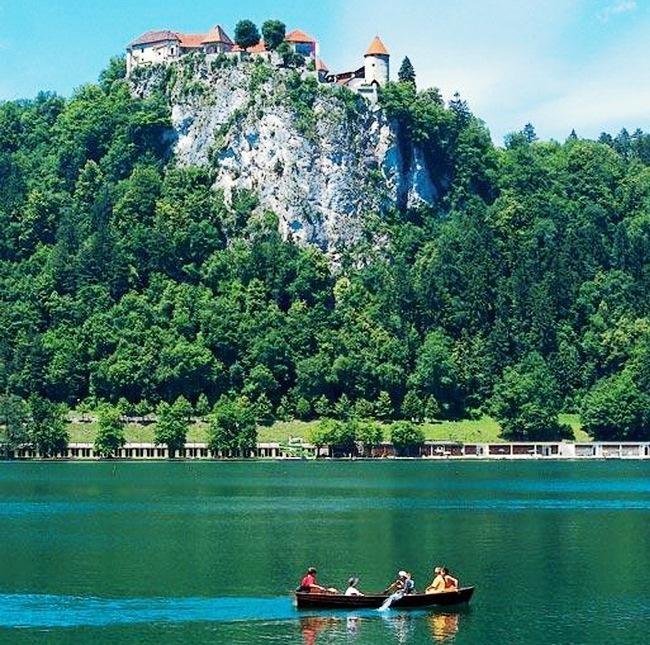 Отдых в Европе  Словения в мае 3