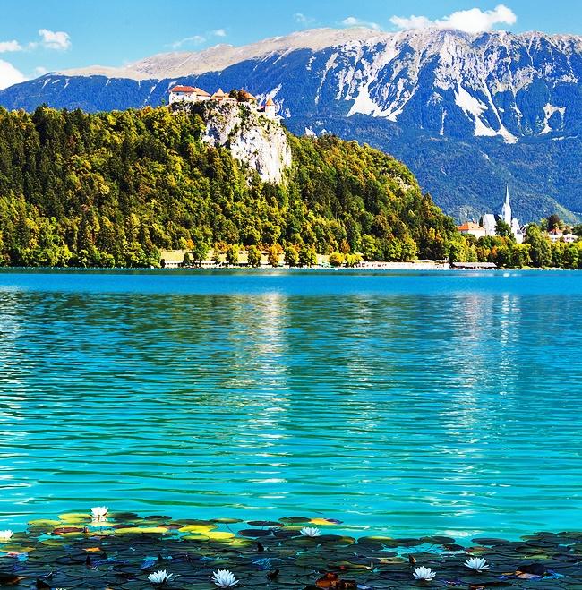 Отдых в Европе  Словения в мае 5