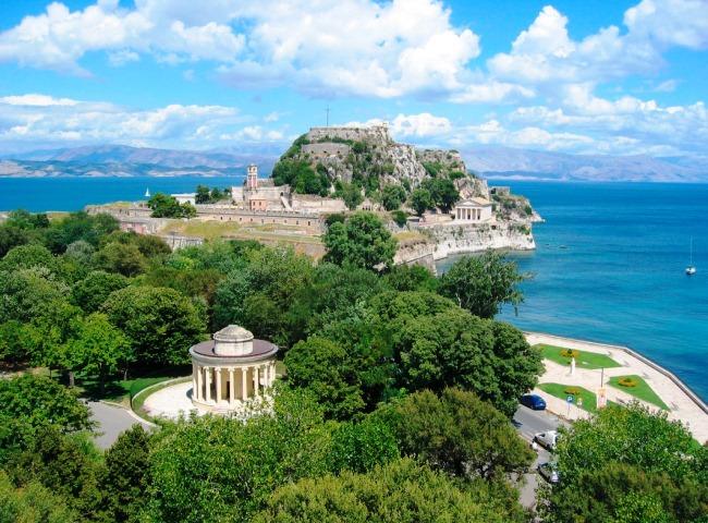 ТОП-5 самых популярных для отдыха островов Греции 2