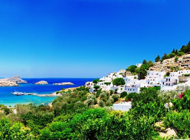 ТОП-5 самых популярных для отдыха островов Греции 3