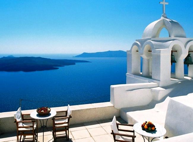 ТОП-5 самых популярных для отдыха островов Греции 4