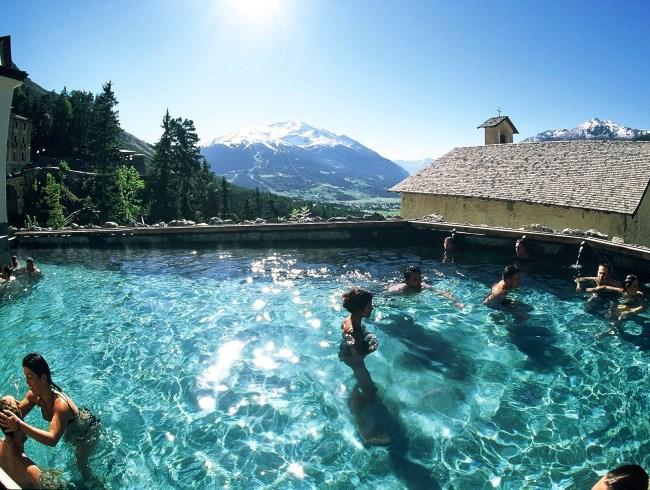 Отдых в Европе курорт Бормио 5