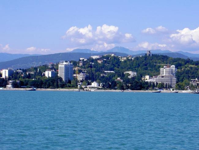 Отель в Сочи на берегу моря 3