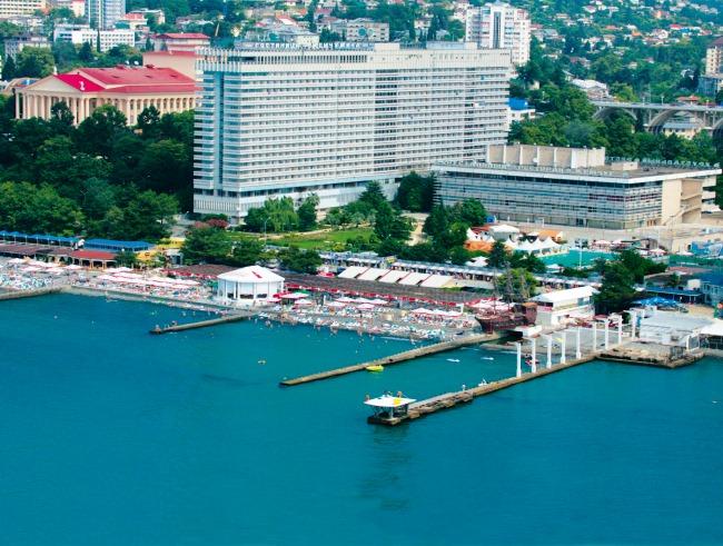 Отель в Сочи на берегу моря 4