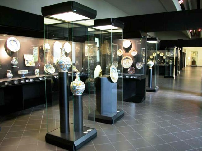 Путешествия по музеям керамики Италии 3