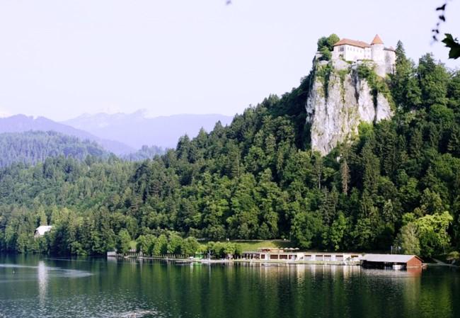 Удивительная Европа Словения 4