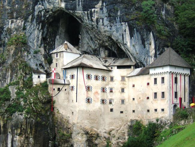 Удивительная Европа Словения 5