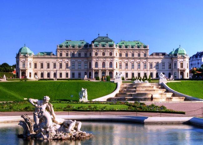 Вена  сердце Австрии 4