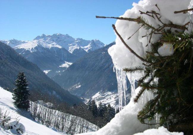 Вся Европа отдыхает в Альпах