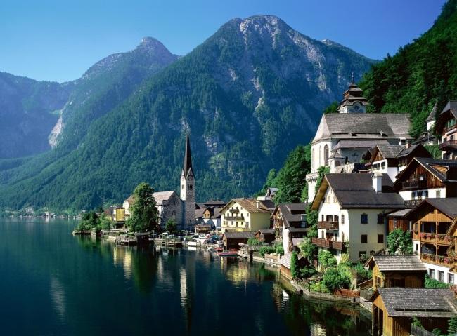 Вся Европа отдыхает в Альпах 3