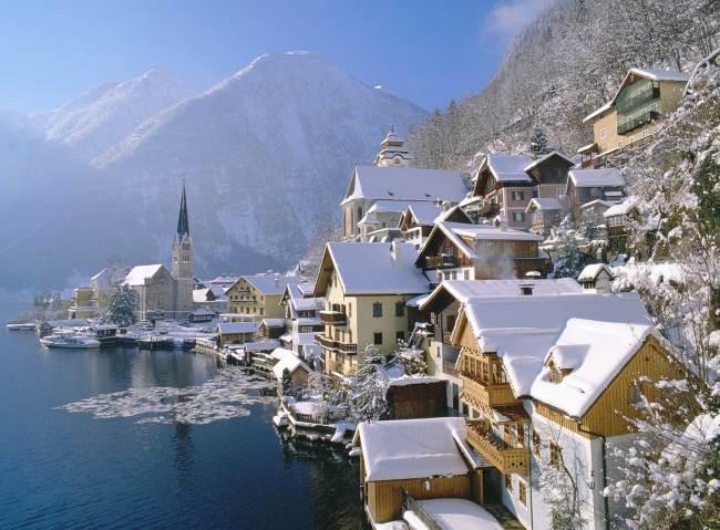 Вся Европа отдыхает в Альпах 4