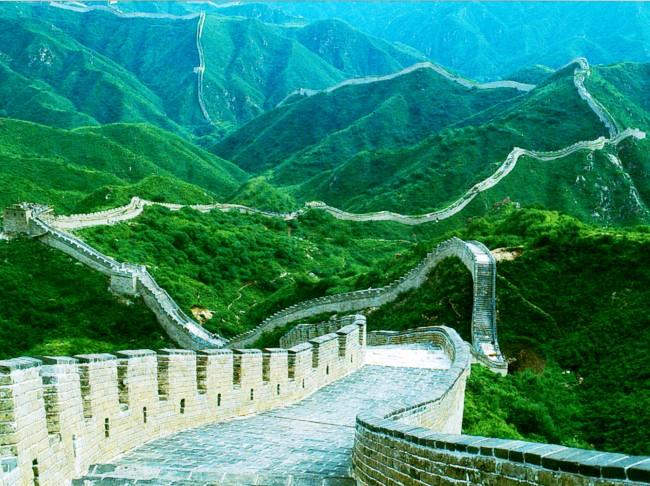 Загадочный Китай и русские туристы 5
