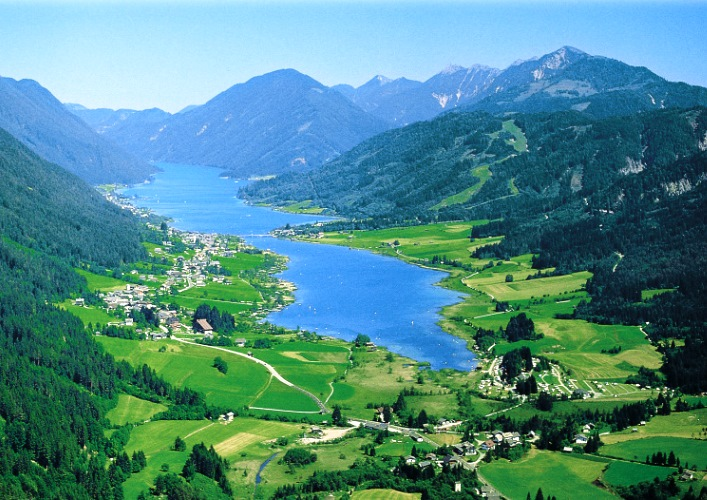 Отдых в Европе и Австрии