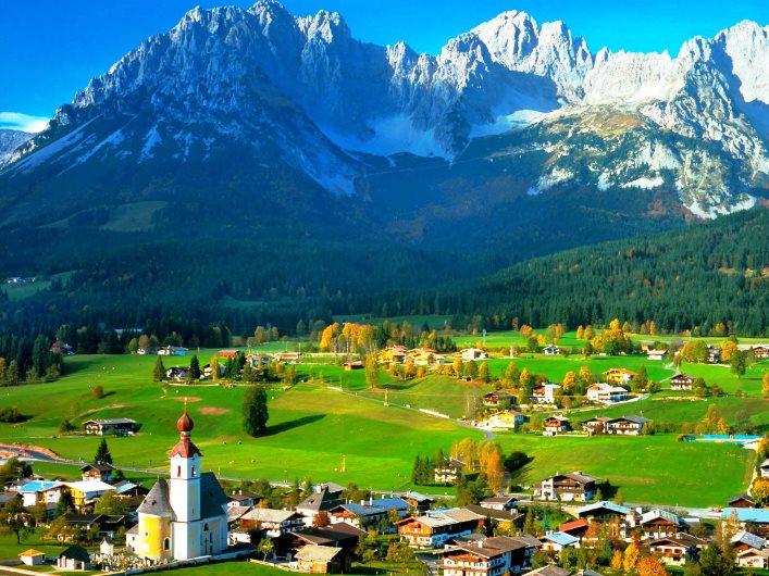 Отдых в Европе и Австрии 5
