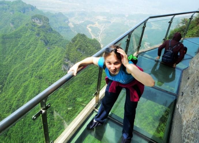 Азия и ее достопримечательности путешествие над пропастью 2