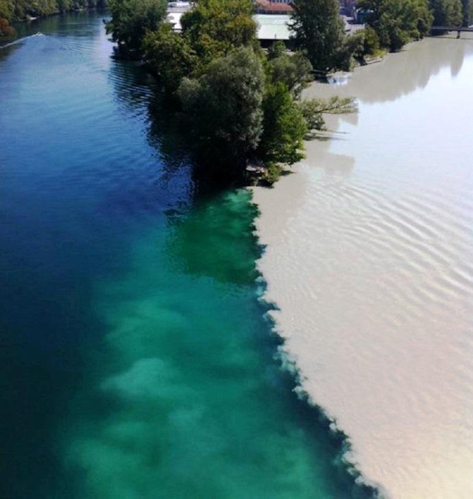 Европа открывает двери долины реки Рона 3