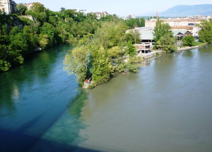 Европа открывает двери долины реки Рона 4
